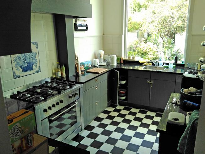 Keuken Oud Riet : Vintage keuken inbouwen deel u familie duurzaam
